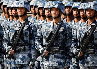 国防部霸气回应印军越界