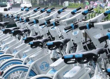 杭州叫停共享电动车5家企业被约谈