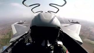 中国空军新春宣传片