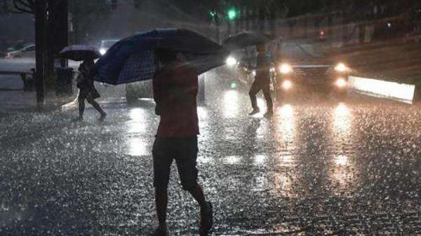 华北东北等地强降雨