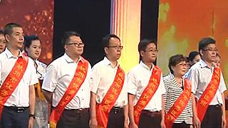 杭州市举行文艺汇演