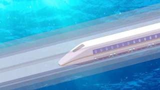国内首条海底高铁隧道将建