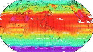 世界气象组织最新数据