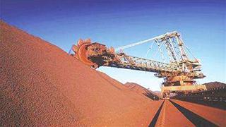 铁矿石价格大起大落