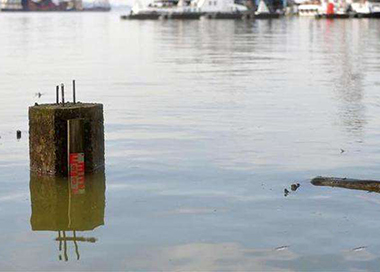 鄱阳湖水位突破1998年历史最高值