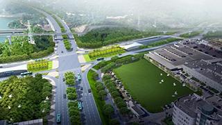 浙江交通项目迎建设节点