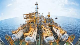 我国自营深水油田群投产