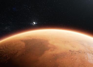 我国首次火星探测任务着陆火星圆满成功