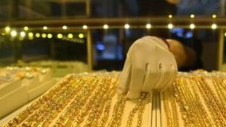上半年全国黄金消费回暖