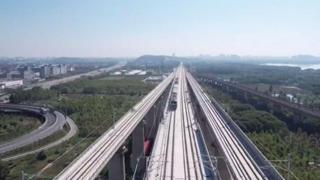 杭绍台铁路开始联调联试