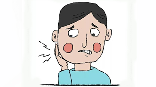 健康知识:口腔溃疡
